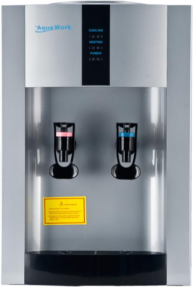 Кулер для воды Aqua Work 16-T/EN серый