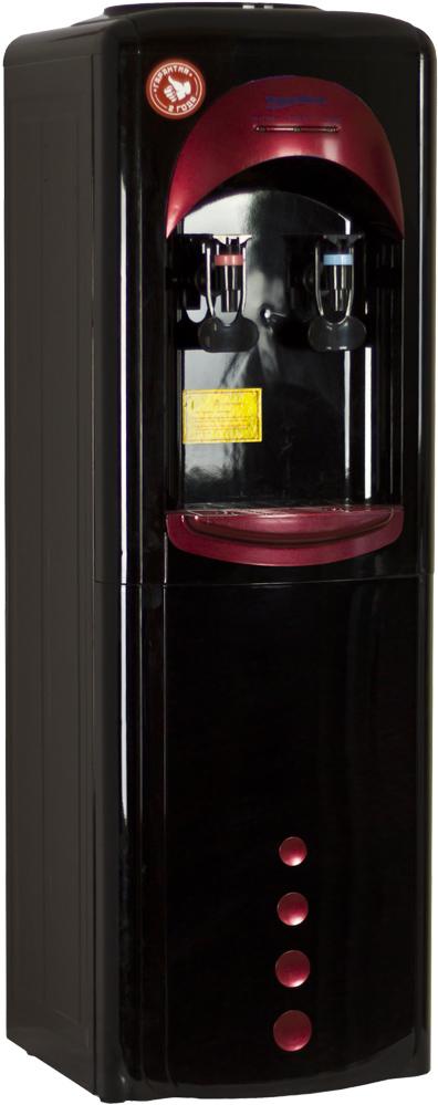 Кулер для воды Aqua Work 16-L/HLN черно/красный
